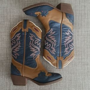 Smoky Mountain Kids Lila Western Boots